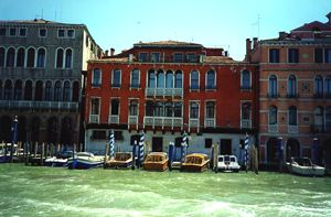 Accessible Weddings in Venicevenice town